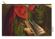 Saint John The Evangelist Weeping Carry-all Pouch