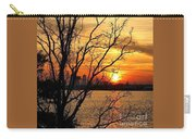 Saint Johns River Sunset  Carry-all Pouch