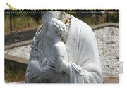 Saint Joseph Carry-all Pouch by Peter Piatt