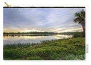 Saint Lucie Nature  Carry-all Pouch