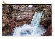 Saint Mary Falls - Glacier National Park Carry-all Pouch