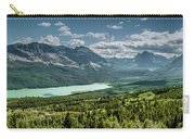 Saint Mary Lake Panorama Carry-all Pouch