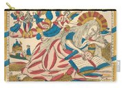 Saint Mary Magdalene Pray For Us Carry-all Pouch