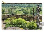 Saint Michael Church Cemetery Carry-all Pouch
