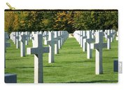 Saint Mihiel American Cemetery Carry-all Pouch