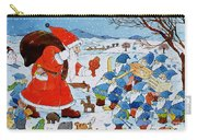 Saint Nicholas Carry-all Pouch by Christian Kaempf