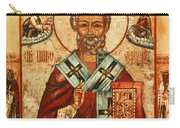 Saint Nicholas Carry-all Pouch by Granger