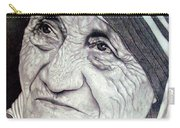 Mother Teresa Saint Of Calcutta  Carry-all Pouch