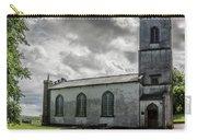 Saint Patricks Church On The Hill Of Tara Carry-all Pouch