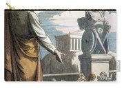 Saint Paul At Athens Carry-all Pouch