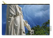 Saint Peter With Keys To Heaven Carry-all Pouch