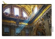 Saint Peter's Beams Of Light Carry-all Pouch