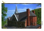 Saint Peters Roman Catholic Church In Harpers Ferry West Virginia Carry-all Pouch