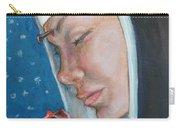 Saint Rita Of Cascia Carry-all Pouch