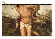 Saint Sebastian Carry-all Pouch