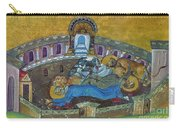 Saint Silvanus Of Emesa Carry-all Pouch