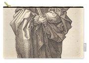 Saint Simon Carry-all Pouch
