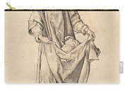 Saint Stephen Carry-all Pouch