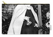Saint Therese De Lisieux Carry-all Pouch