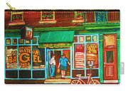 Saint Viateur Bakery Carry-all Pouch