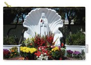 Saint Virgin Mary Statue #2 Carry-all Pouch