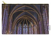 Sainte Chapelle Stained Glass Paris Carry-all Pouch