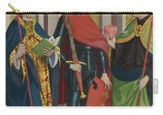 Saints Gregory Maurice And Augustine Carry-all Pouch