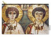 Saints Sergius And Bacchus Carry-all Pouch by Granger