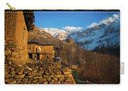 Sakran Village Carry-all Pouch