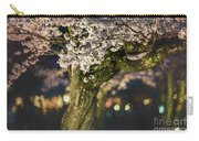 Sakura At Night Carry-all Pouch