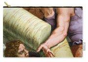 Sala Dei Giganti Carry-all Pouch by Giulio Romano