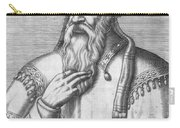Saladin, Sultan Of Egypt And Syria Carry-all Pouch