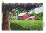 Salem County Farm, Framed Carry-all Pouch