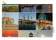 Salem Ma Nine Picture Collage Carry-all Pouch