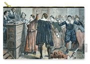 Salem Witch Trials Carry-all Pouch