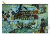 Salers Of Treasures. Carry-all Pouch