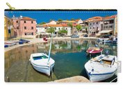Sali Village On Dugi Otok Island Carry-all Pouch