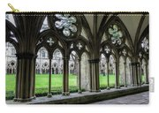 Salisbury Cathedral Cloisters Carry-all Pouch