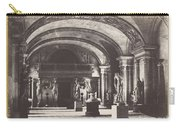 Salle Des Cariatides, Au Mus?e Du Louvre Carry-all Pouch