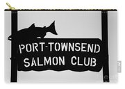 Salmon Club Carry-all Pouch
