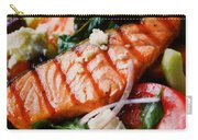 Salmon Salad Carry-all Pouch