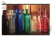Saloon Bottles Carry-all Pouch