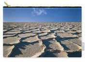 Salt Flats Death Valley National Park Carry-all Pouch