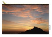 Salt Point Sunset Carry-all Pouch