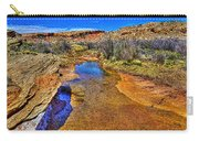 Salt Wash Near Wolf Ranch Arches Np Moab Utah Carry-all Pouch