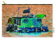 Salt Water Living Carry-all Pouch