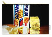Saltine Crackers Carry-all Pouch