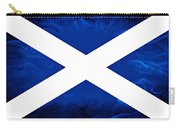 Saltire Carry-all Pouch