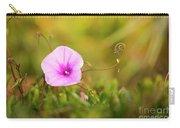Saltmarsh Morning Glory Flower  Carry-all Pouch
