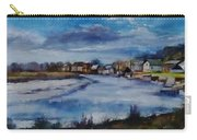 Saltwater Village Riverside Carry-all Pouch